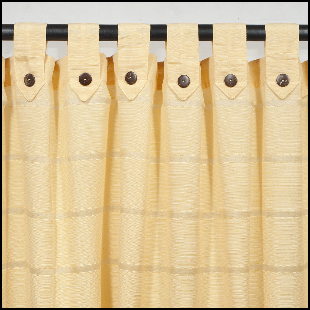 Art 10050 cortina de cocina maiz 10 francavilla for Colores de cortinas para cocina comedor